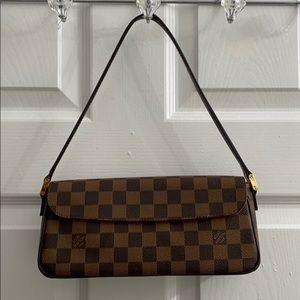 LV monogram shoulder bag